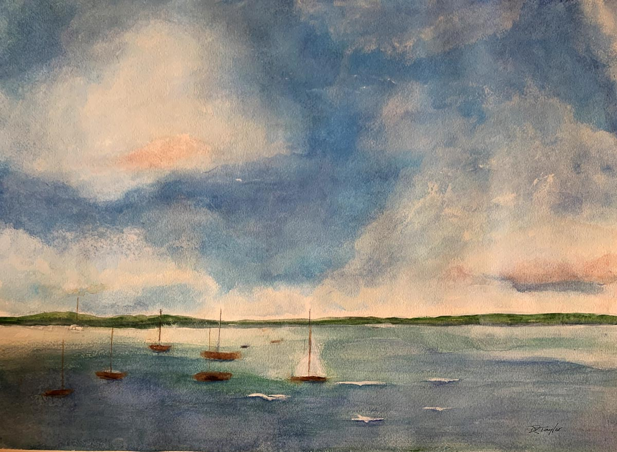 """Sailing"" by Danette Taylor"