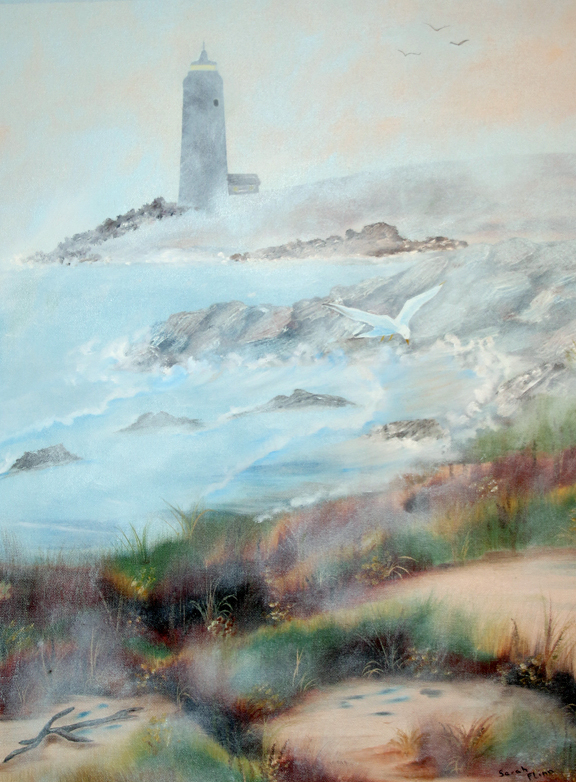 Fog On The Coast, Sarah Flinn