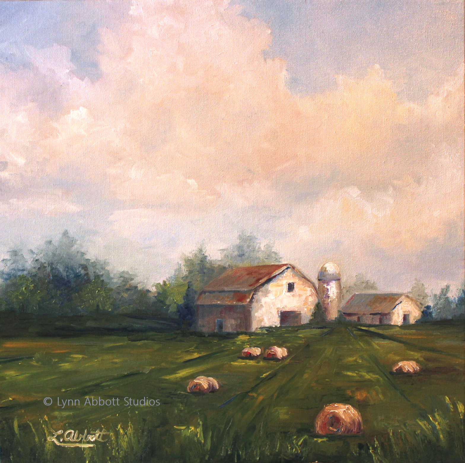 Lynn Abbott, Across the Field