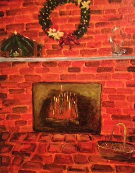 Hearth and Home, Collette Caprara