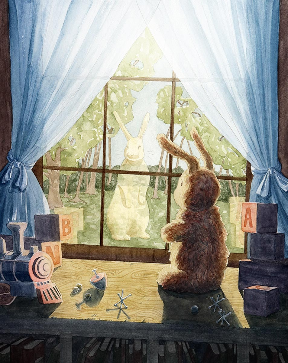 """The Velveteen Rabbit 1"" by Marianna Smith"