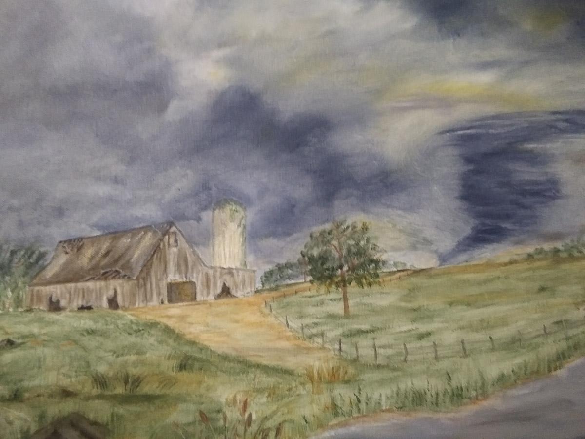 """""""Texas Storm"""" by Sarah Flinn"""