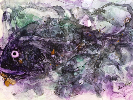 """Bonnie Halford Opens October with New Exhibit: """"Beyond the Sea"""""""