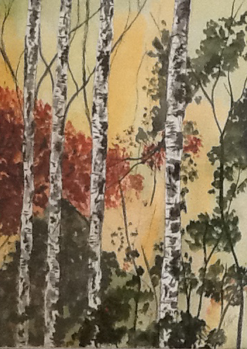 Kathleen Mullins-Compliment of Trees