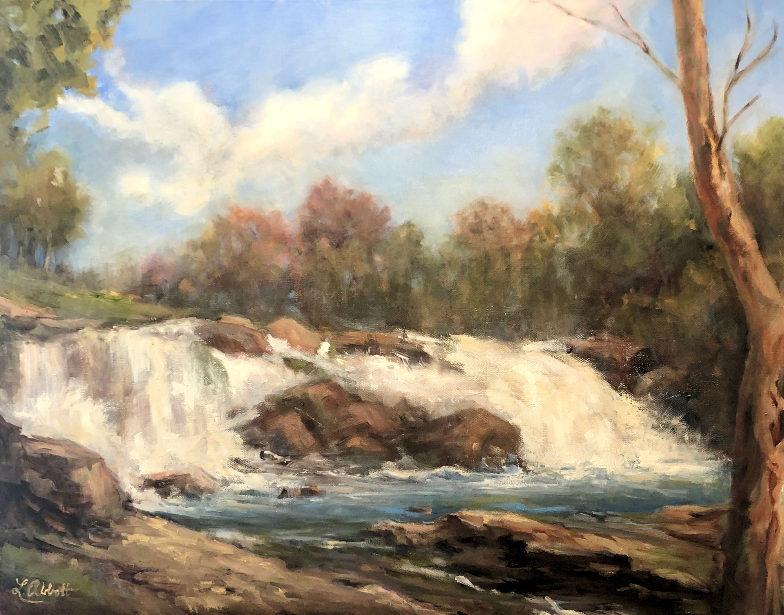 Overflow, Lynn Abbott