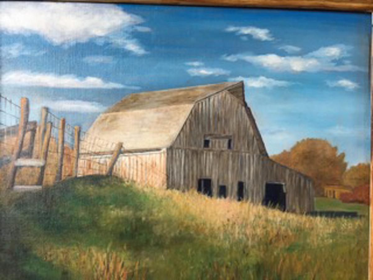 """""""Country Roads"""" by Denise Denecke"""