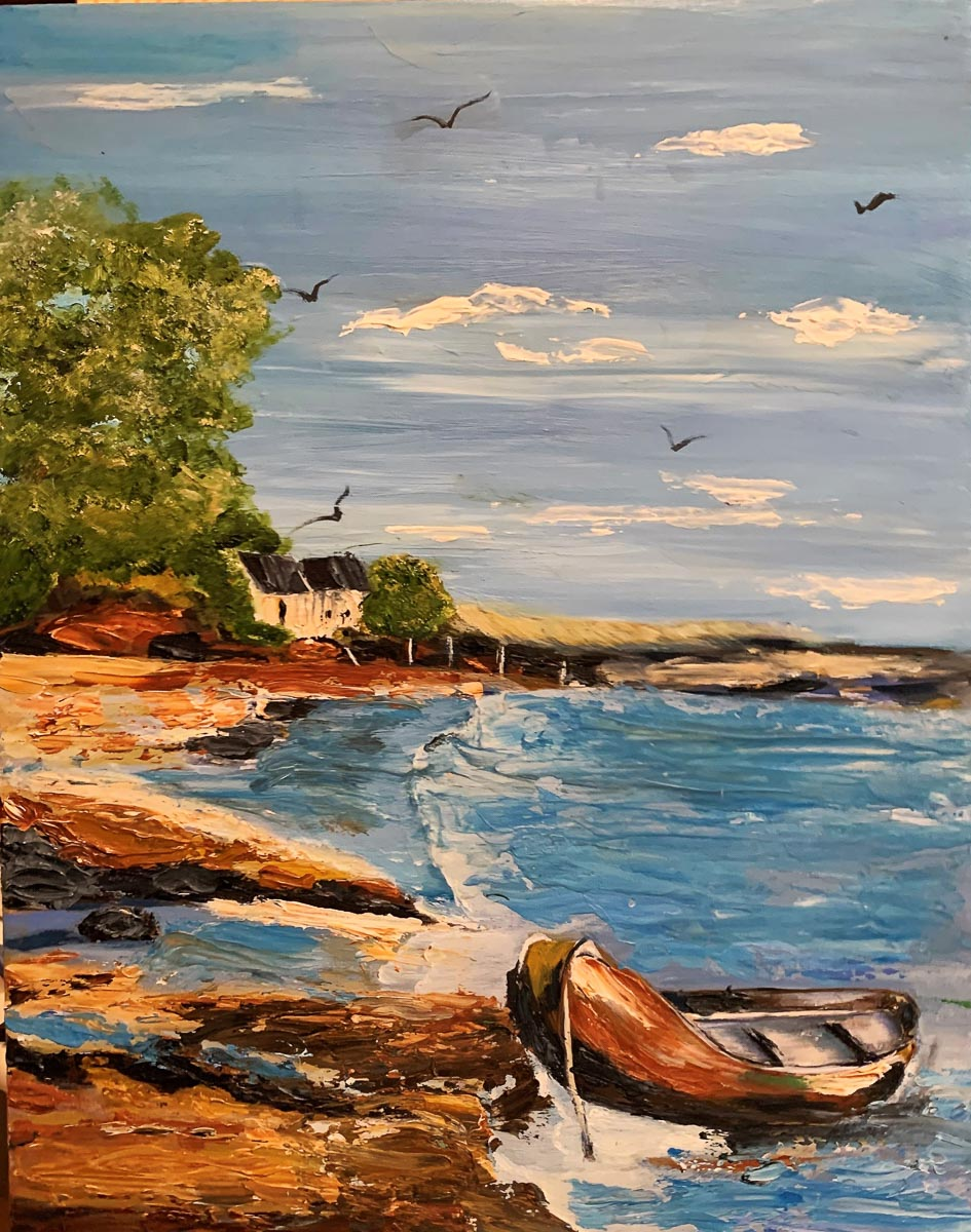 """Adrift"" by Danette Taylor"