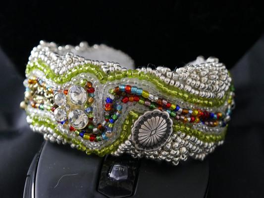 Liana Pivirotto, Cuff Bracelet 1inch $55