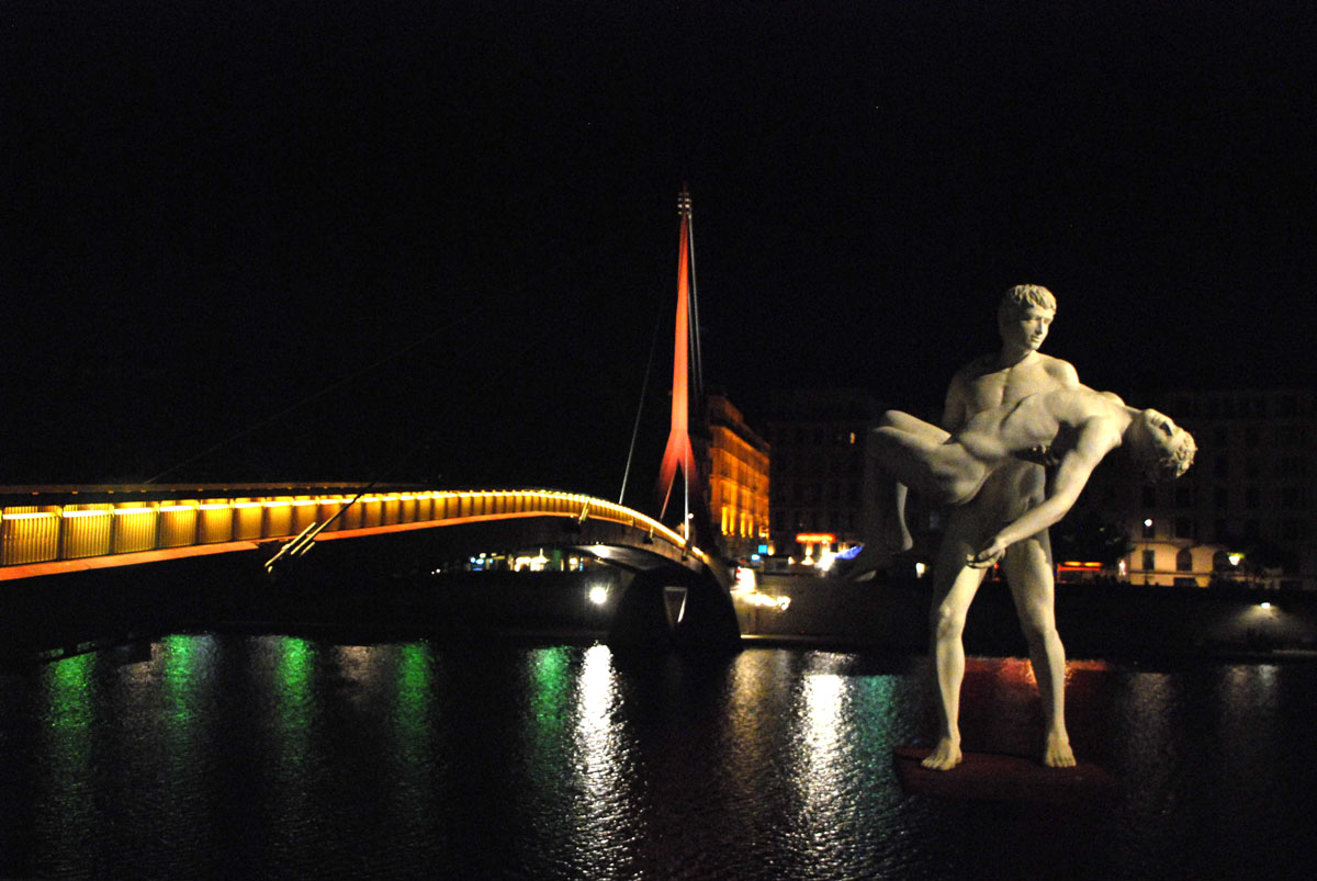 Lyon Bridge, Penny A. Parrish