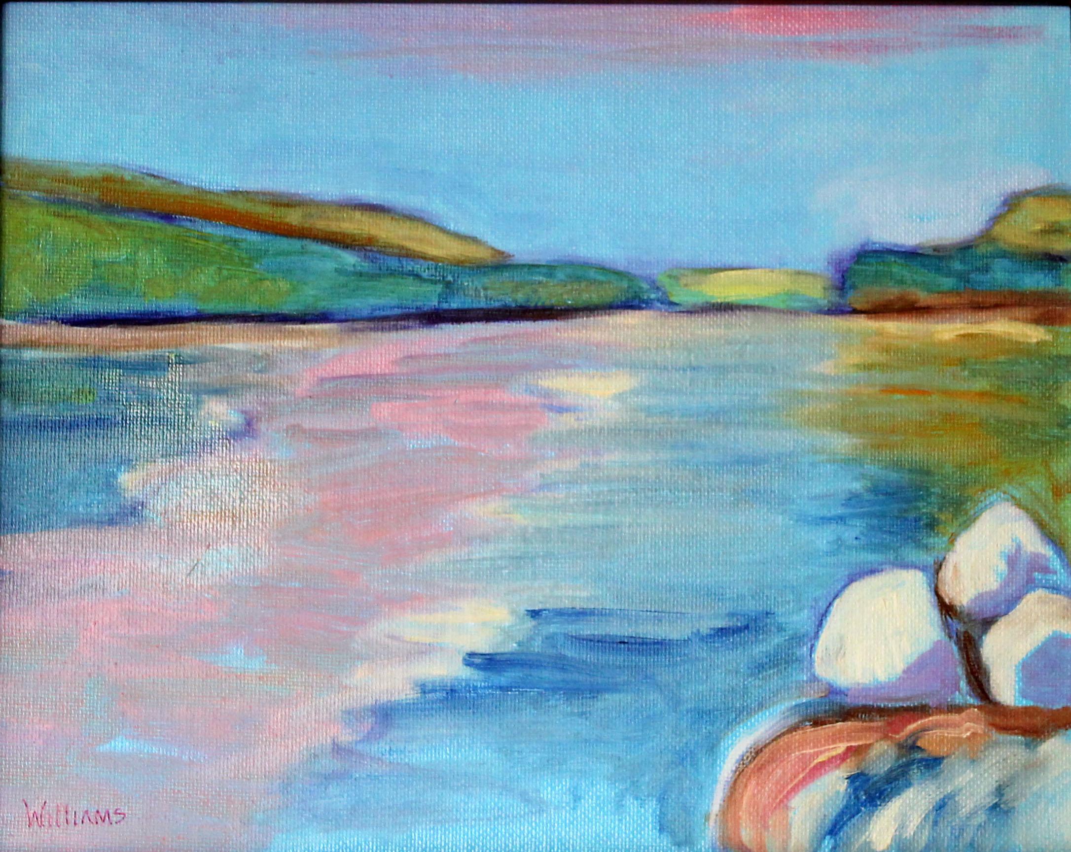 River Peace, Nancy Williams