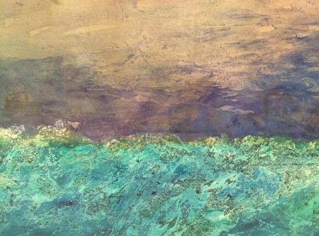 Ocean, Bonnie Halford