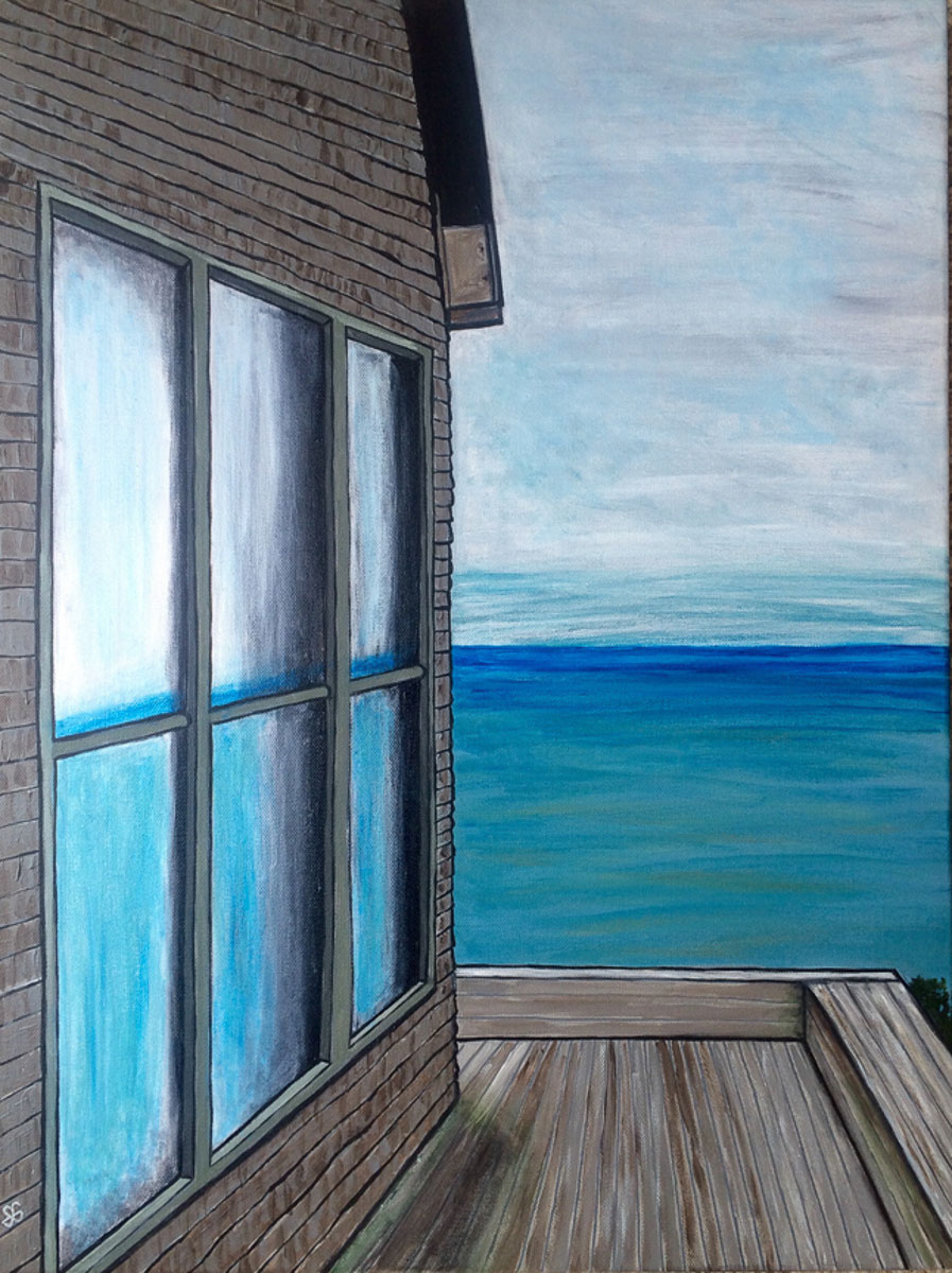 """Ocean View"" by Stacy Gaglio"