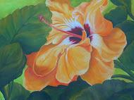 Hibiscus, Katherine Stobba Green