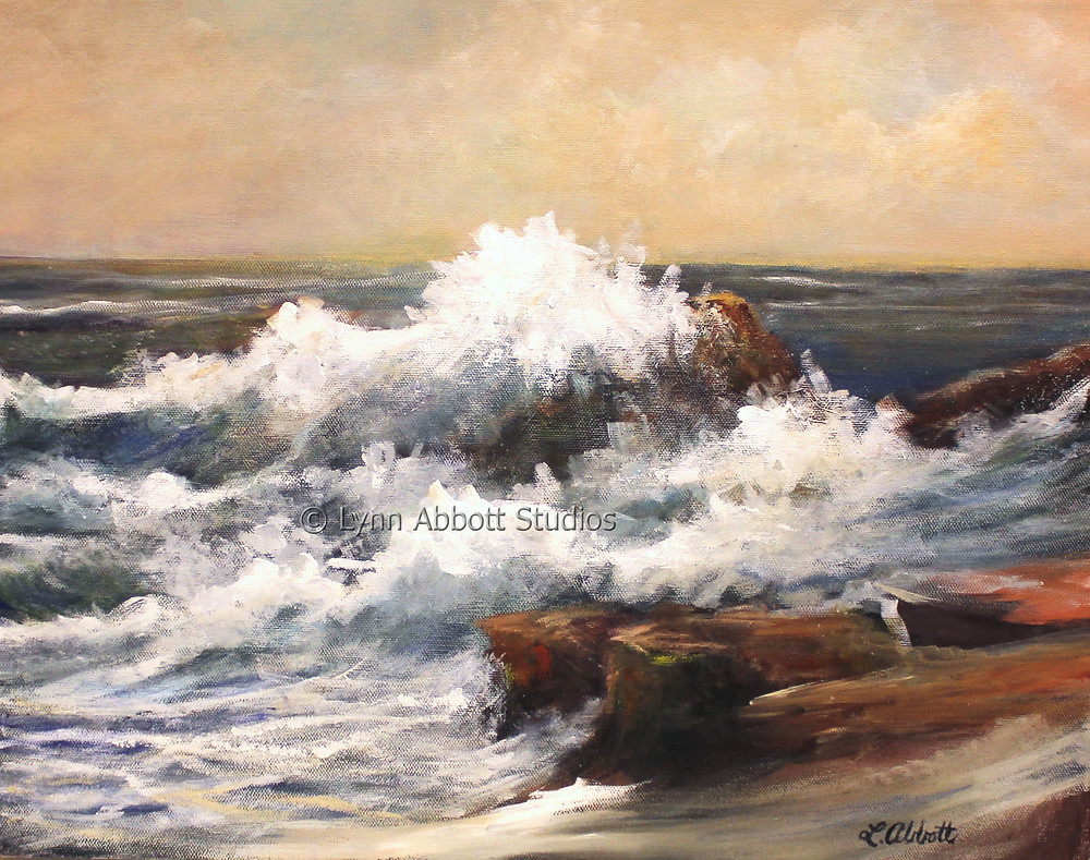 Polishing Rough Edges by Lynn Abbott