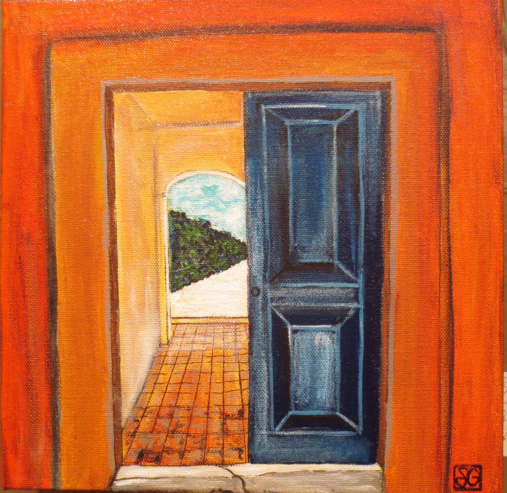 Ocean Door, Stacy Gaglio
