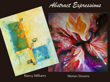 """""""Abstract Expressions"""" in September"""