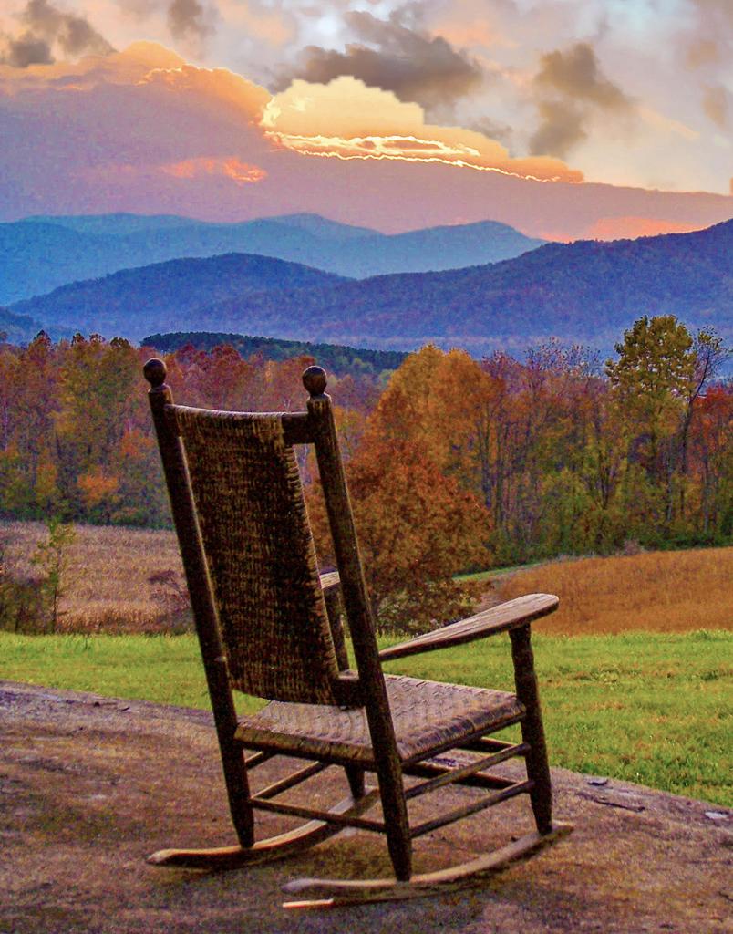 """Rocking Chair,"""