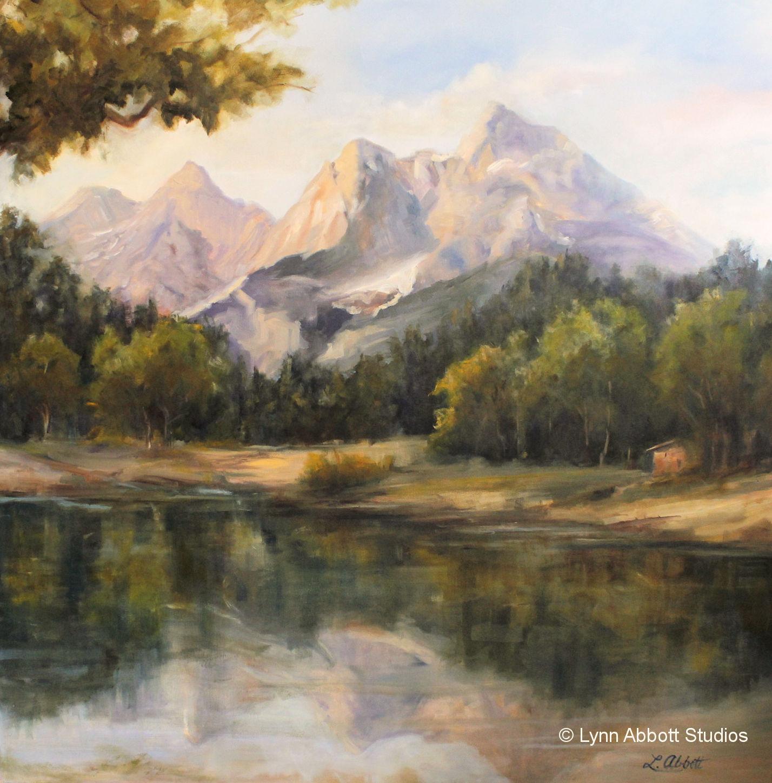 Morning Light-Tranjska Gora, Abbott