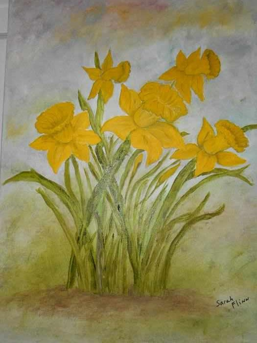 Spring, Sarah Flinn