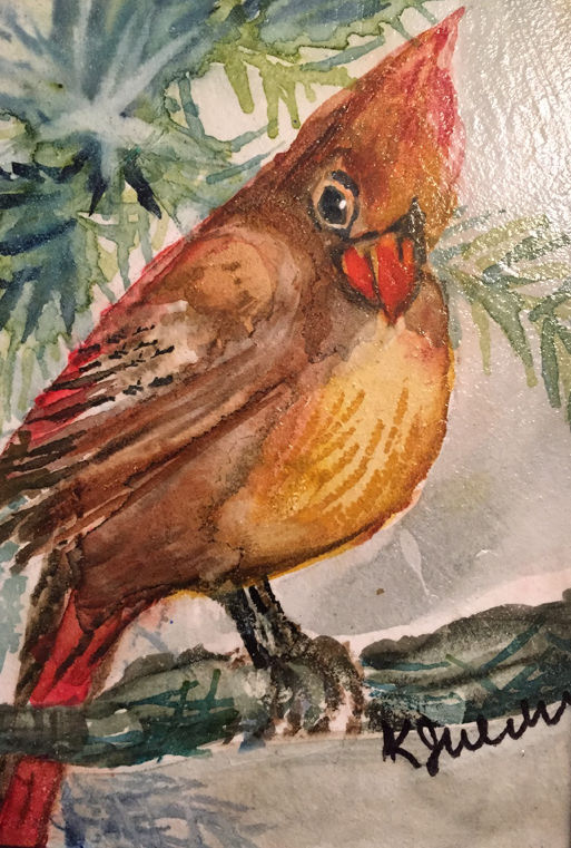 Cardinal, Karen Julihn