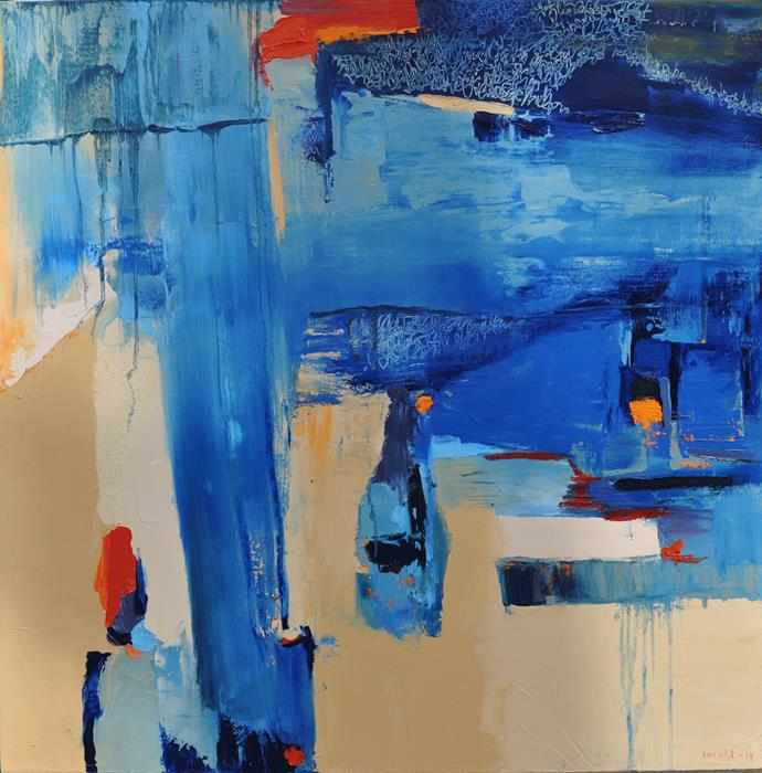 Abstract, Lapp