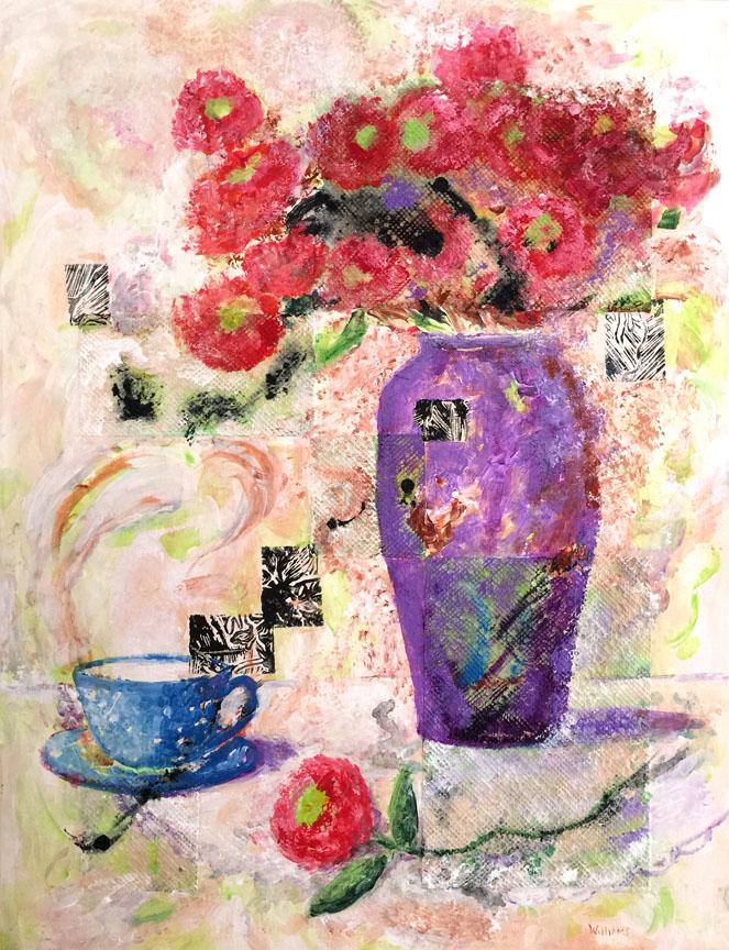 Nancy Williams,Tea Time Memories