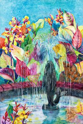 Vertical Splash at Chatham_BeverleyCoate