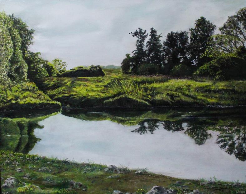 Turtle Love Creek, Werbacher