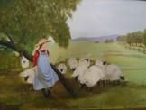Sheep Girl