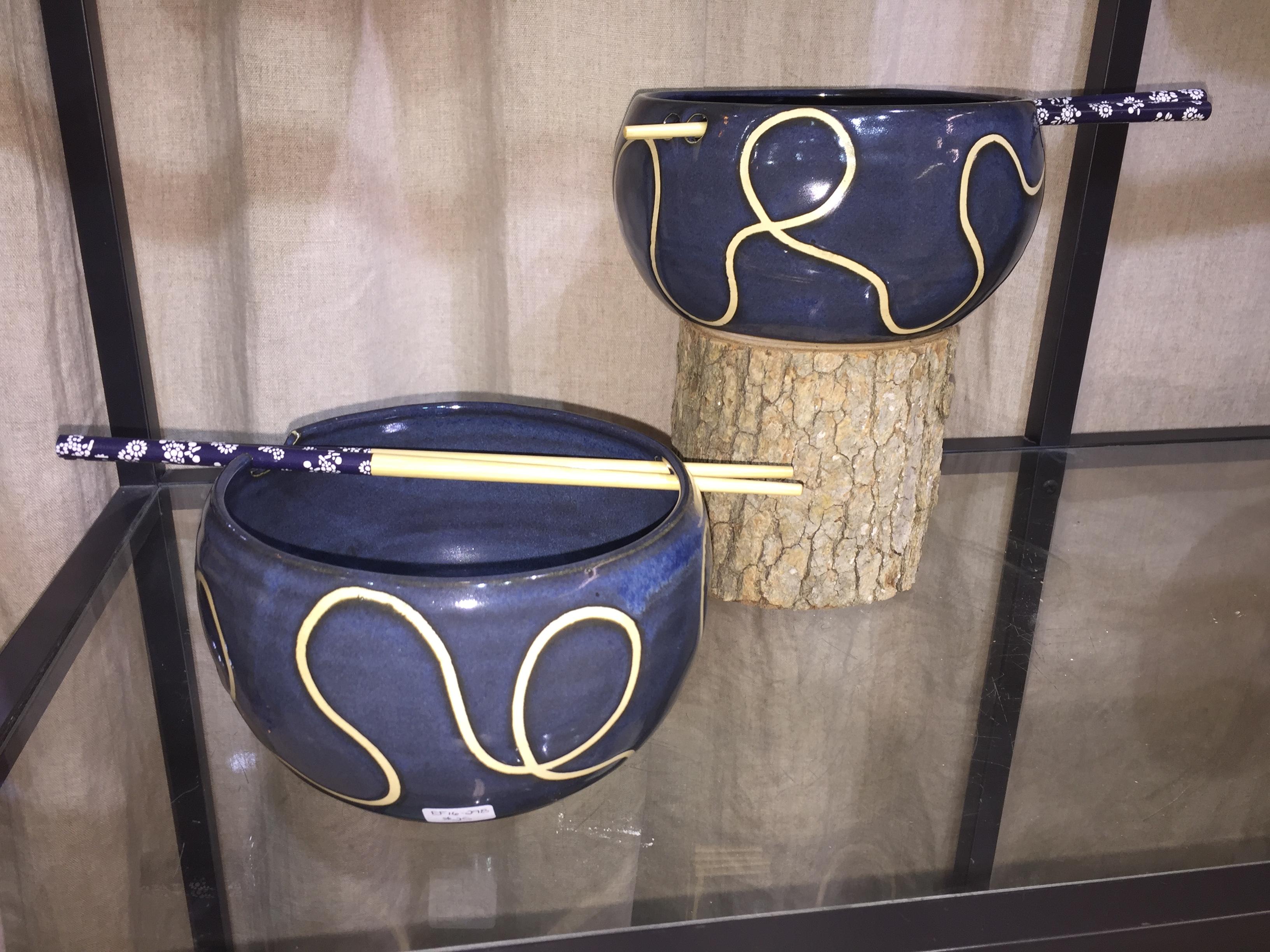 """Noodle Bowls"" by Elizabeth Freeman"
