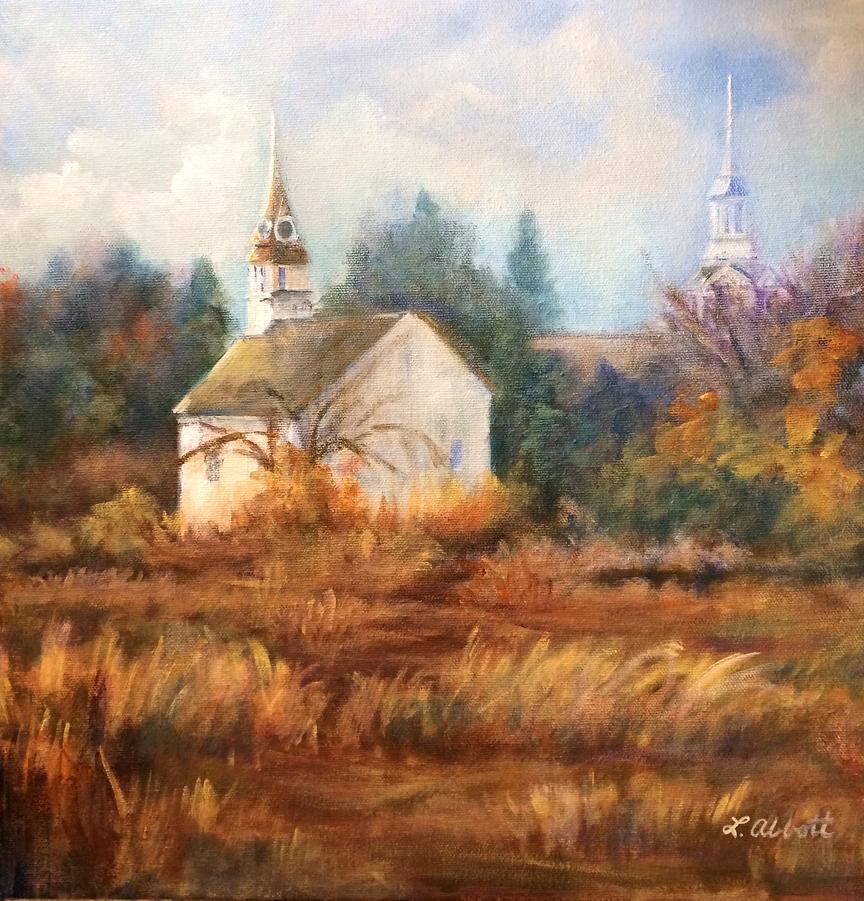 Little Country Church, Lynn Abbott