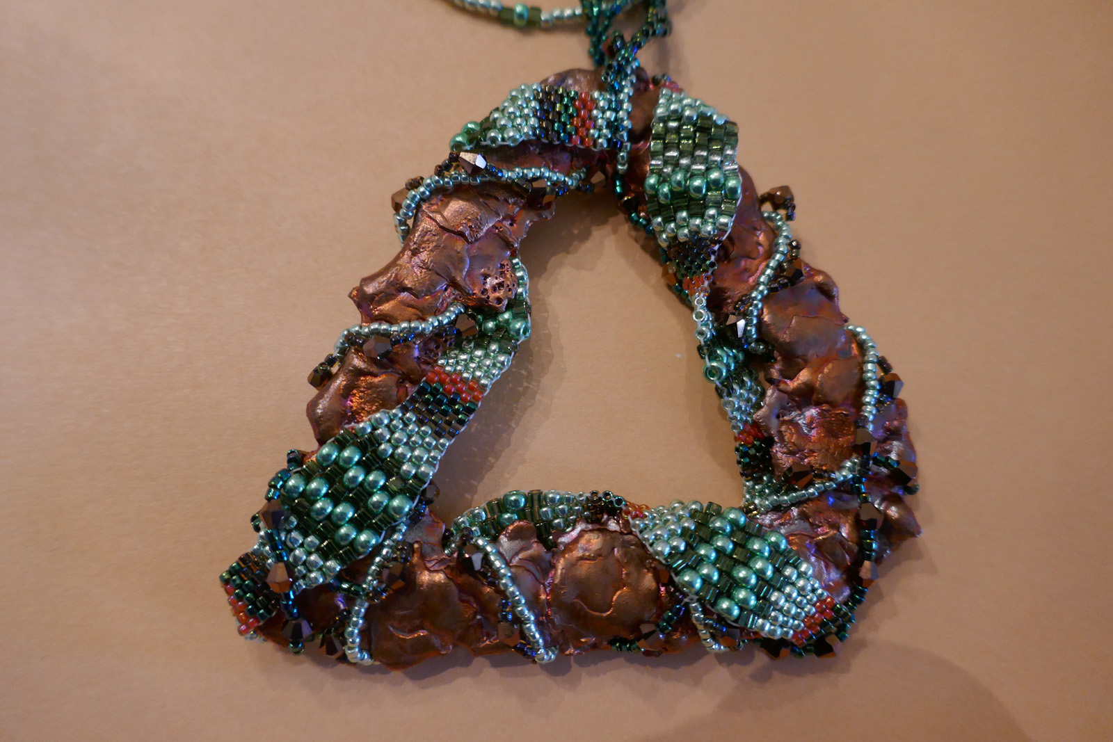 Necklace, Liana Pivirotto