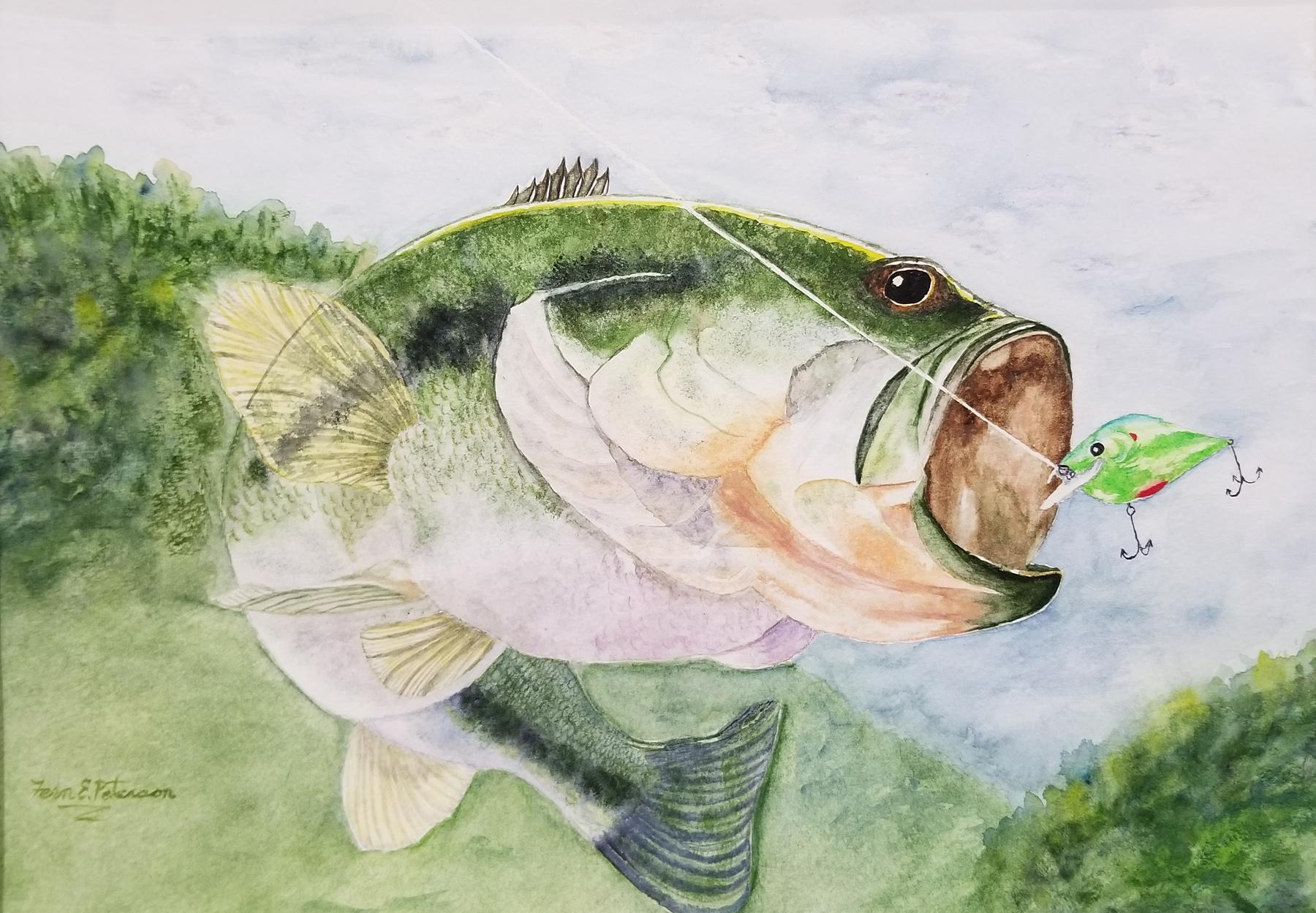 Fern Peterson- Bass