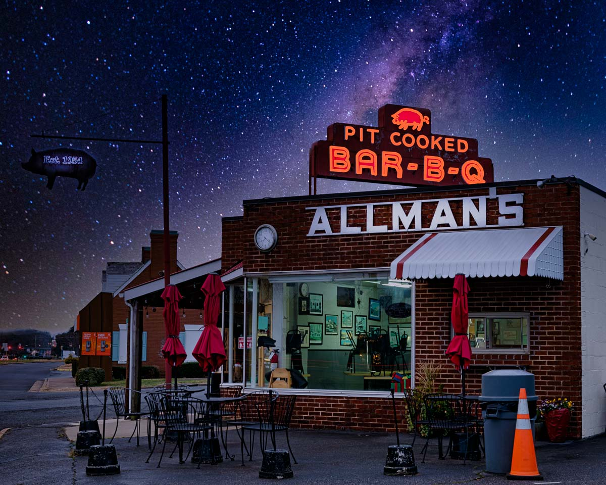 """Allman's - December 2020"" by Buddy Lauer"