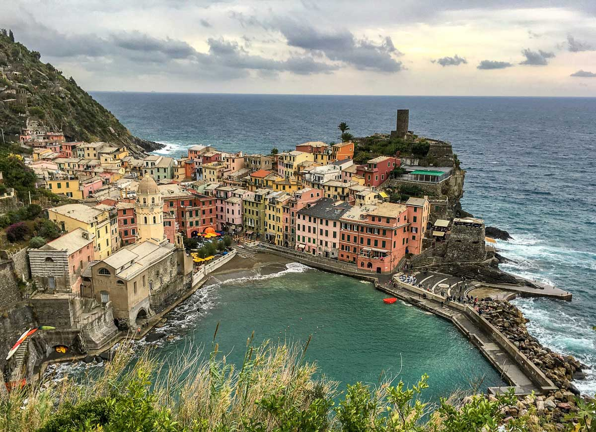 Vernazza by Penny A Parrish