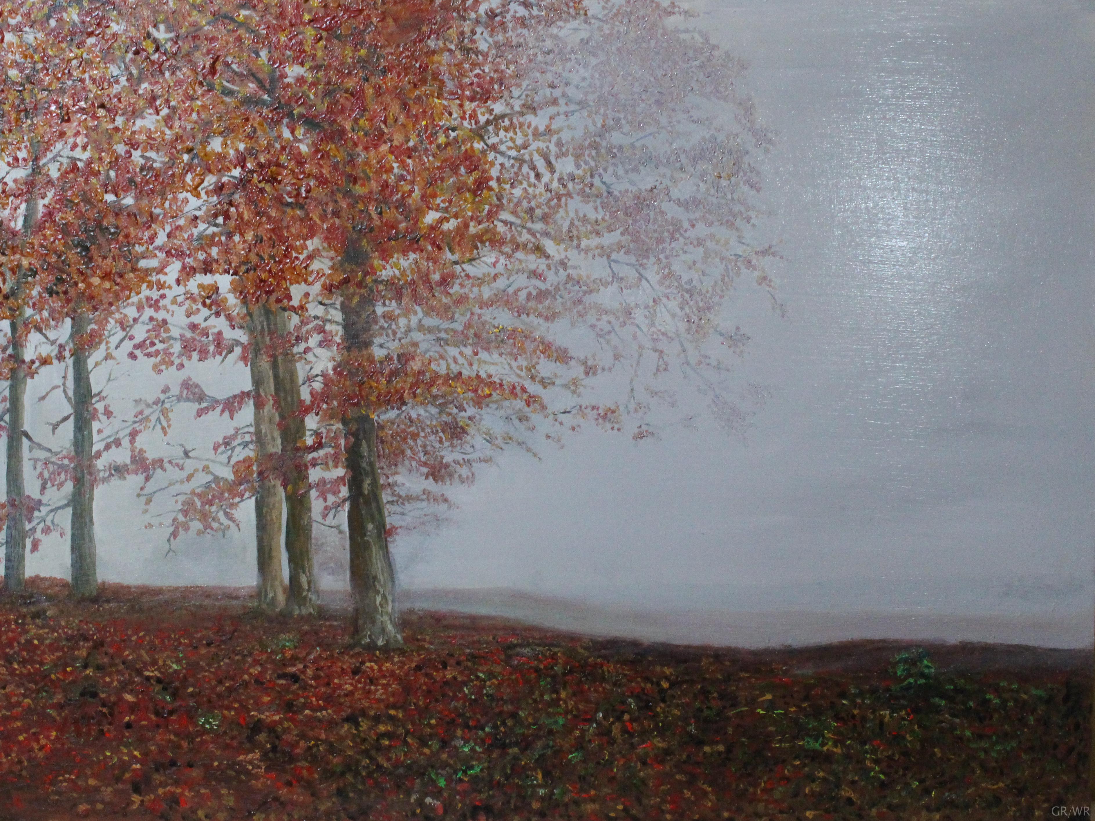 Red Mist, Werbacher