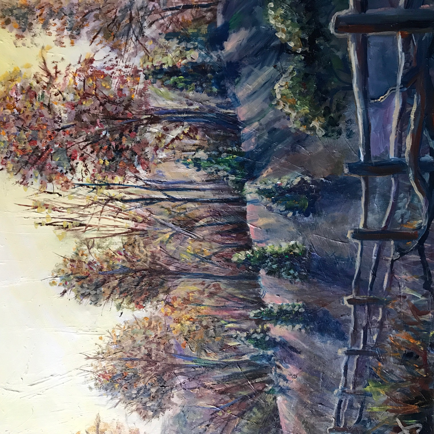 Autumn Hill, Karen Julihn