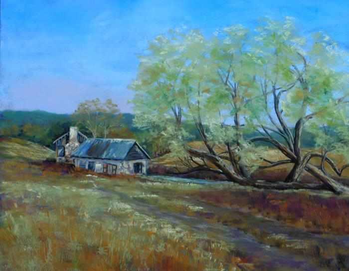 Spring House, Kathleen Willingham
