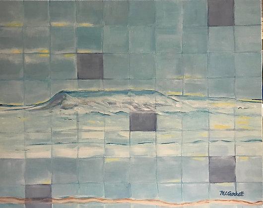 Ocean Reflections No. 3