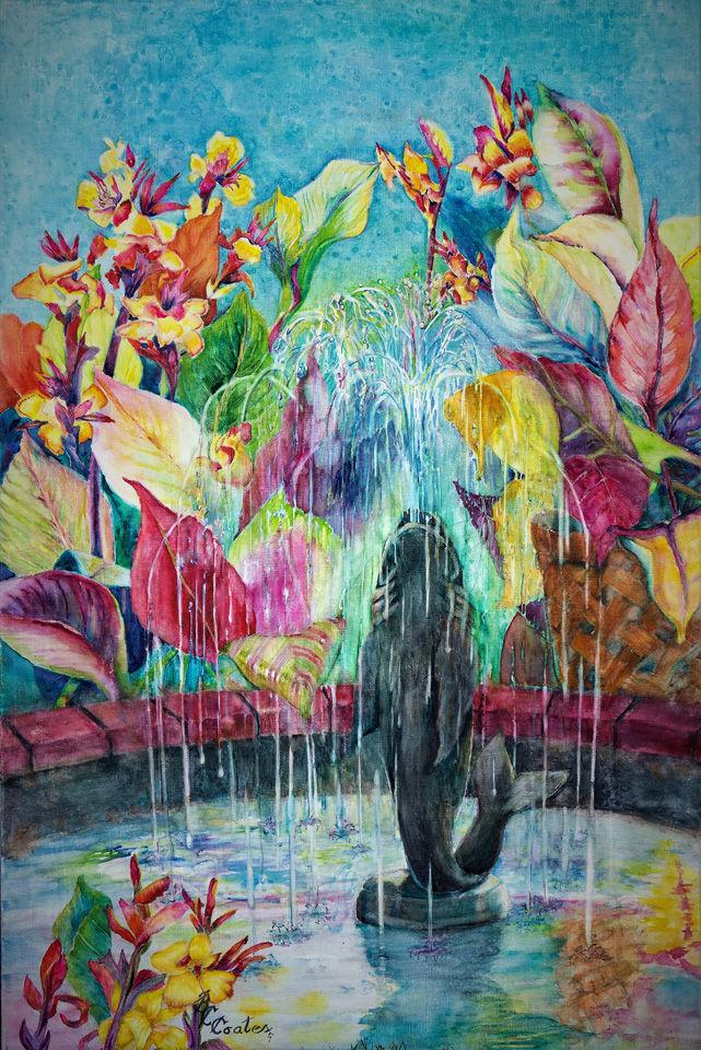 Vertical Splash, Beverley Coates