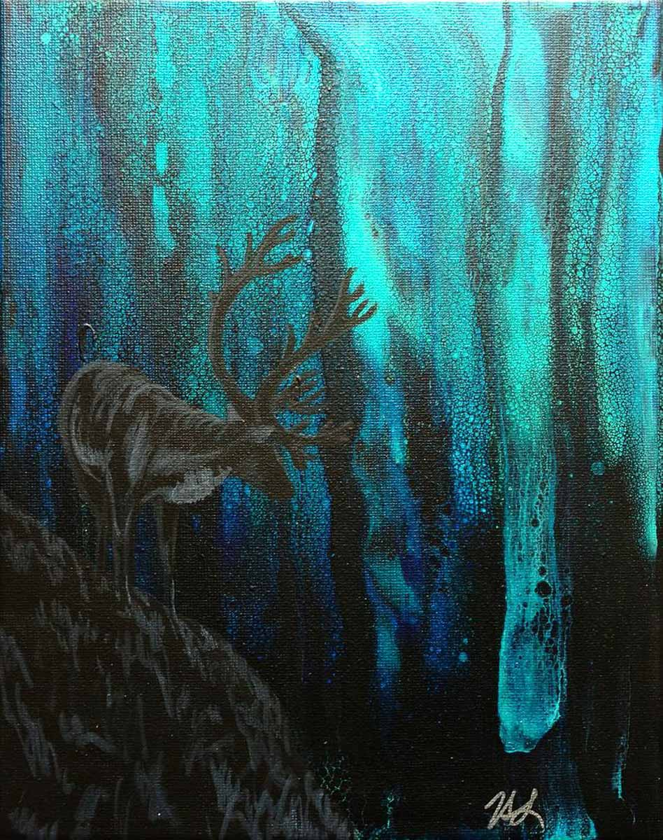 """Northern Nights"" by Hailey Light"