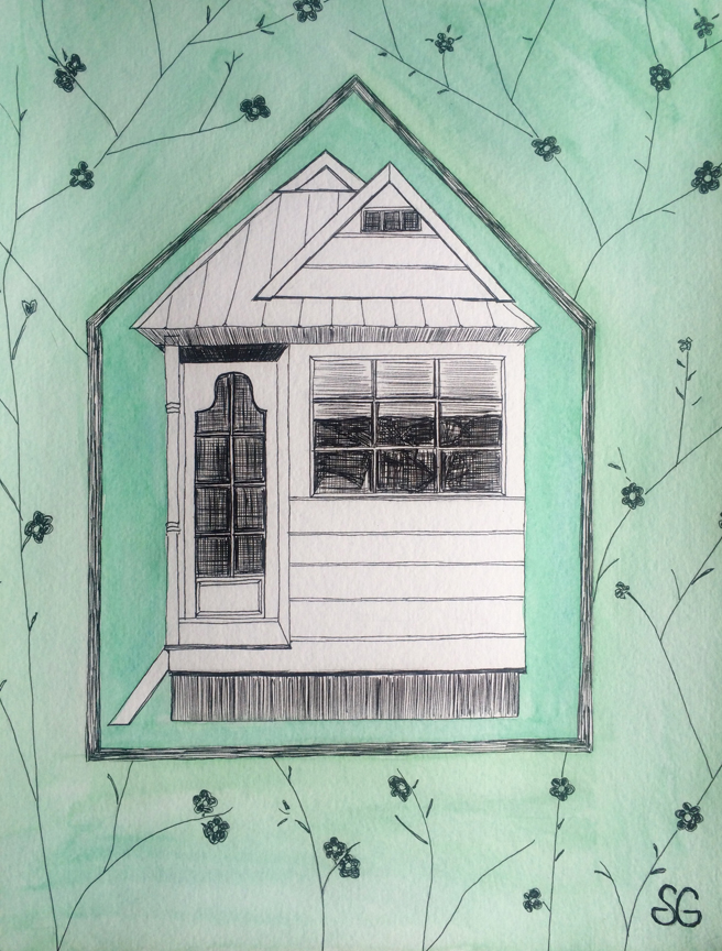 Tiny House, Stacy Gaglio
