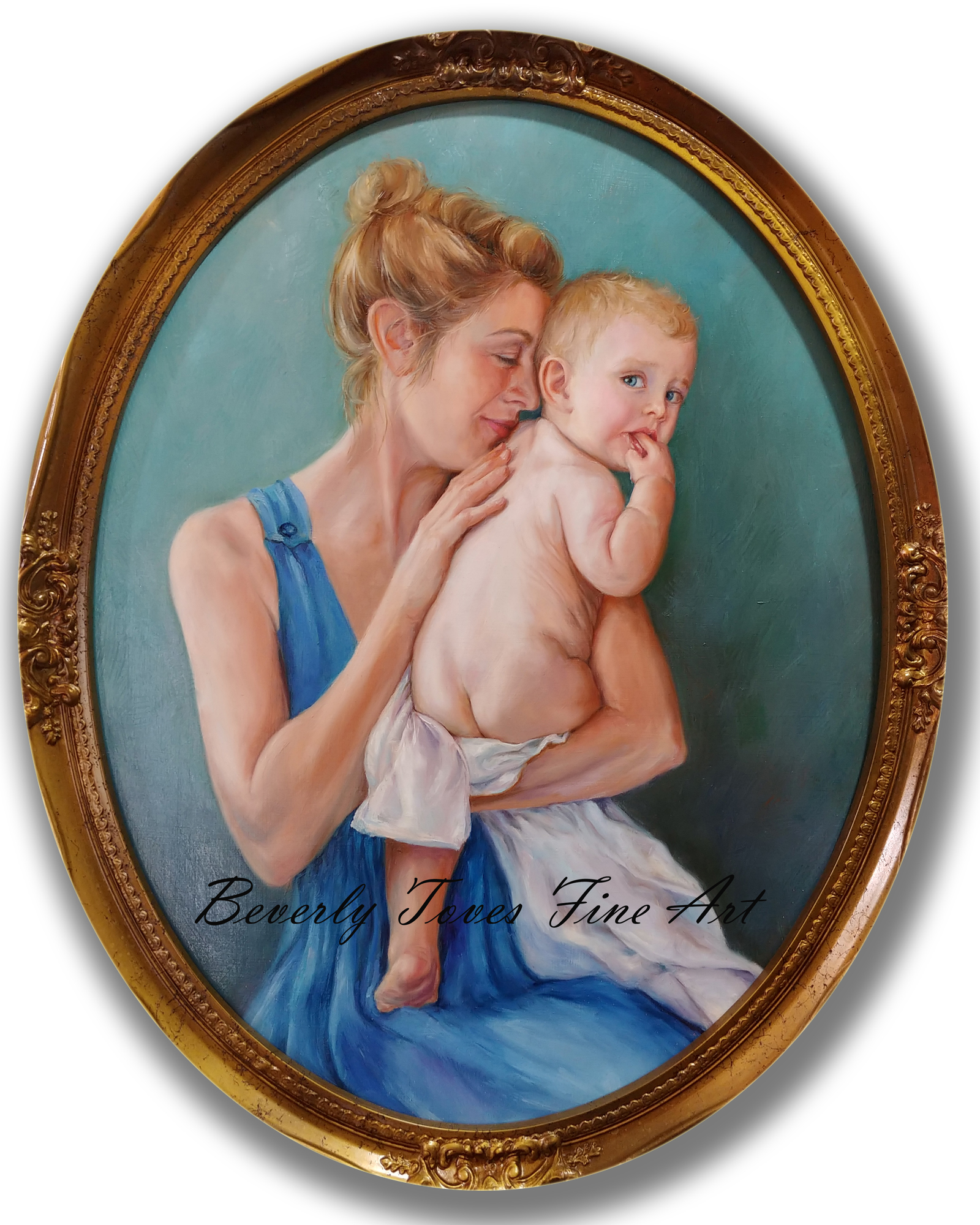 """Tender Moments,"" by Beverly Toves."