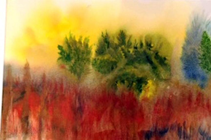 Trees, Elen Grigg