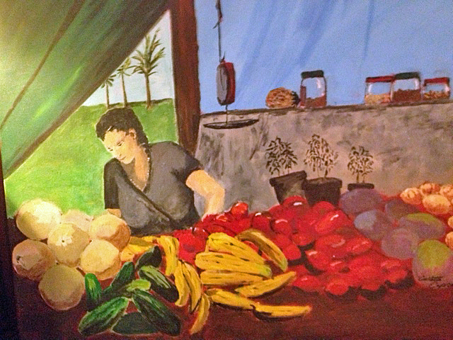 """Bountiful Market,"" Collette Caprara"