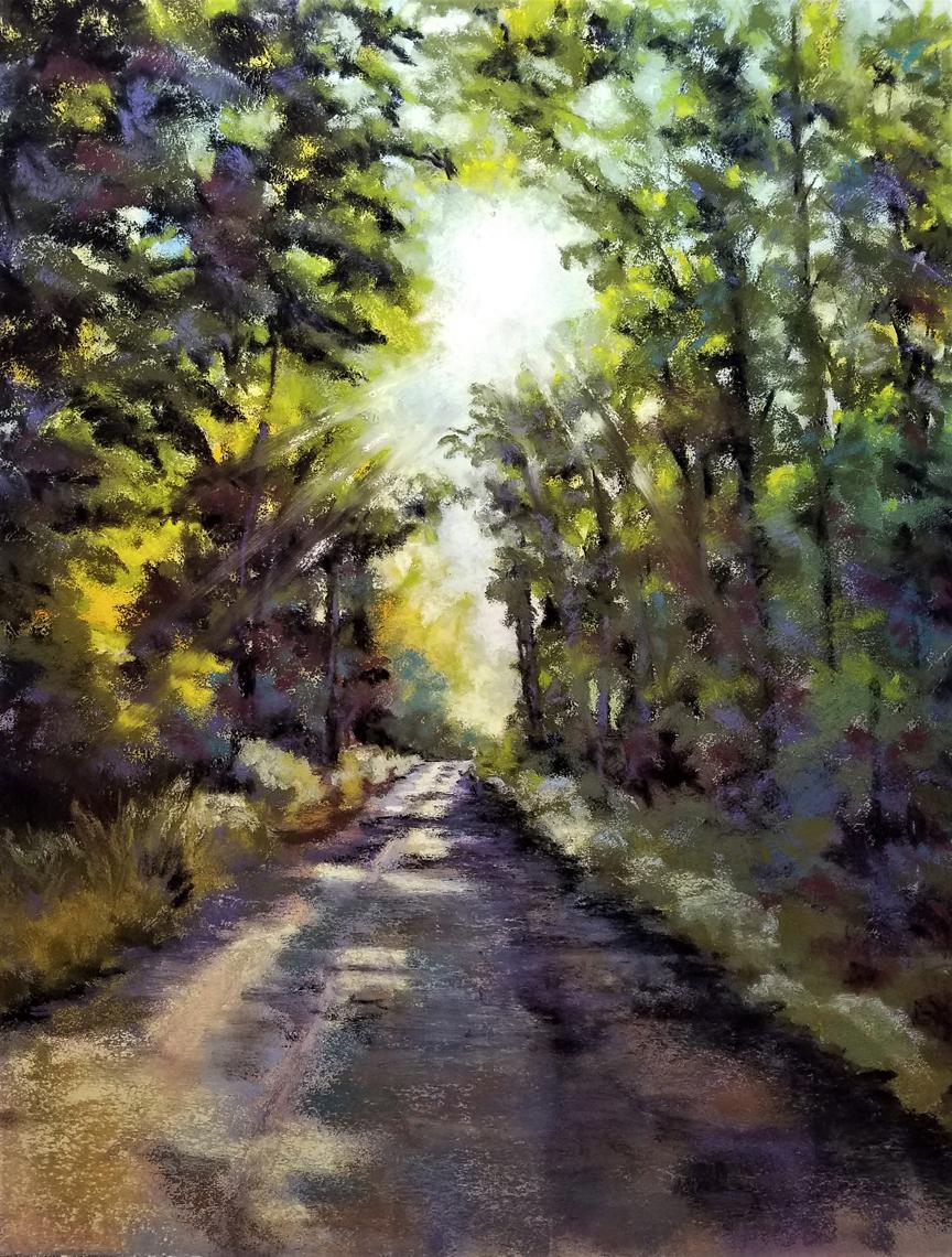 Morning Journey, Kathleen Willingham
