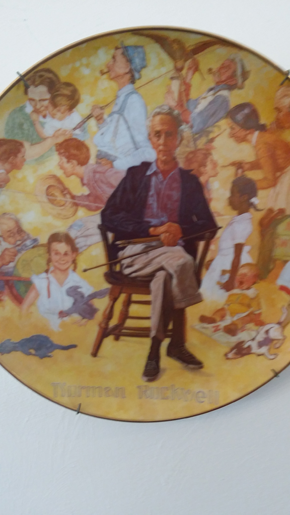 Patricia Murray Influence-Rockwell