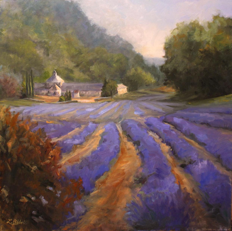 Spring Comes, Lynn Abbott