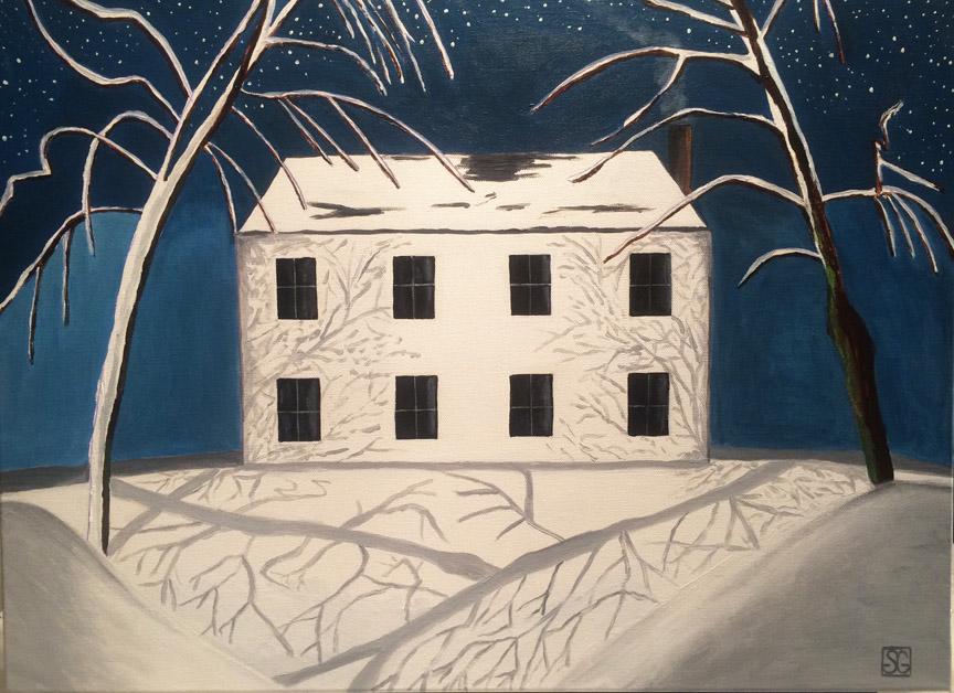 """Virginia Winter""-Stacy Gaglio"