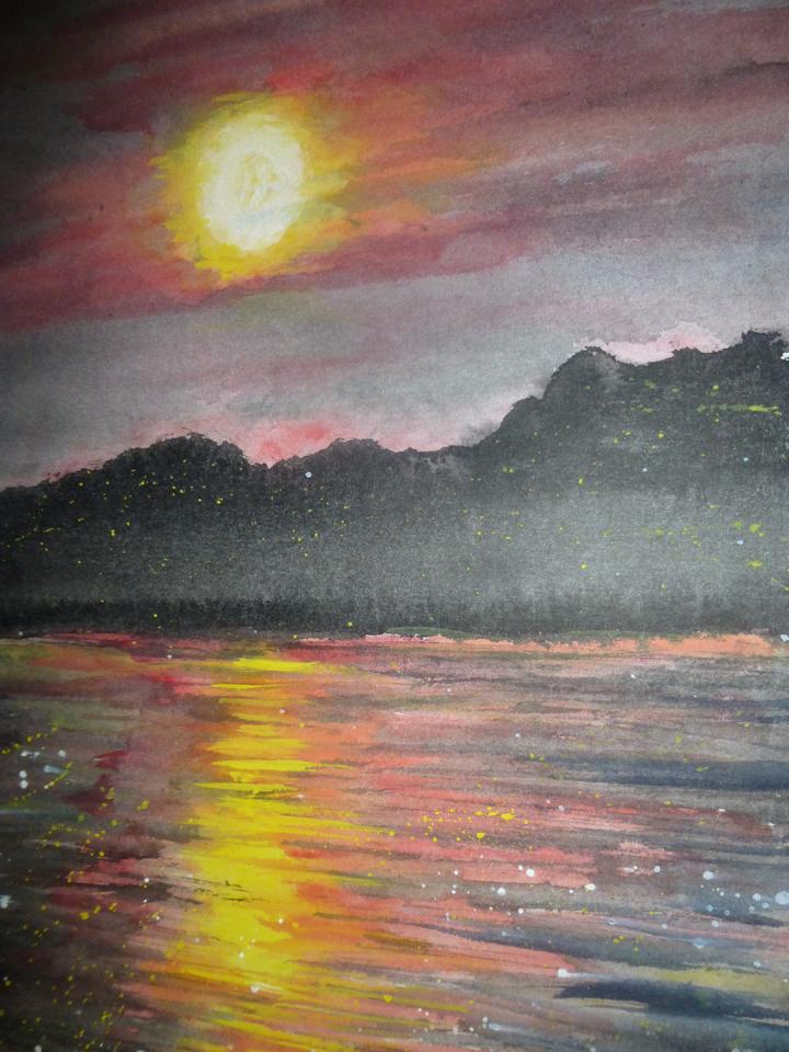 Shining Sea, Carol Waite